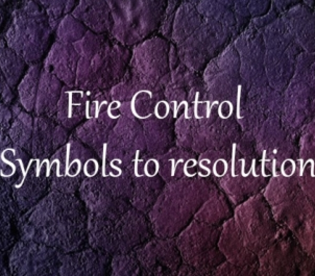 Fire Control Symbols to Resolution