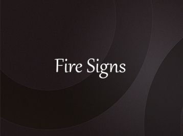 Fire Signs