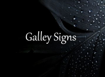 Galley Signs