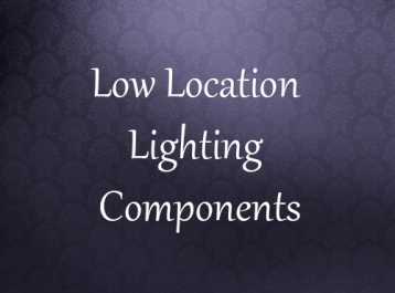 Low Location Lighting Components